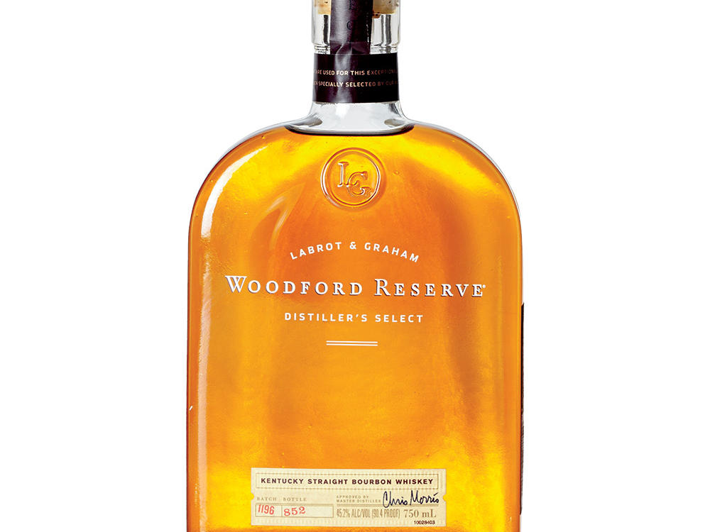 8. Sipper: Woodford Reserve