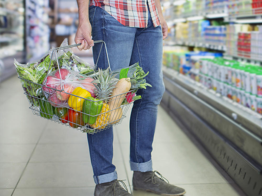 2. Go grocery shopping.