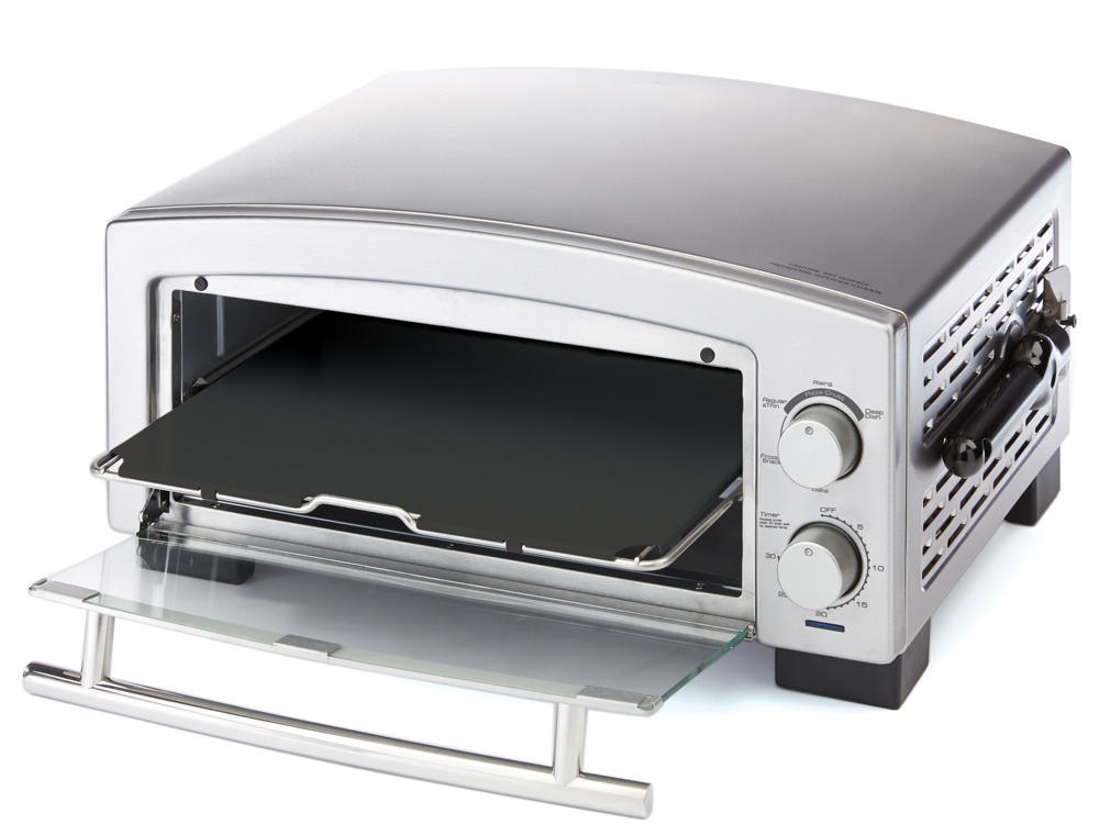 Black & Decker 5-Minute Pizza Oven & Snack Maker
