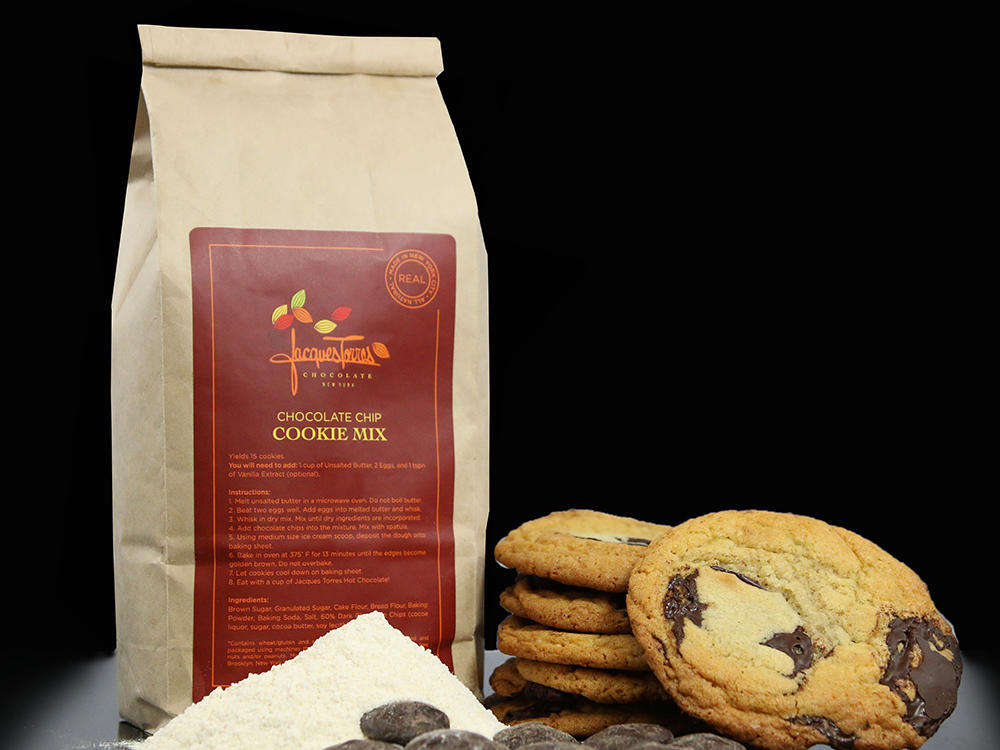 1512 Jacques Torres Chocolate Chip Cookie Mix