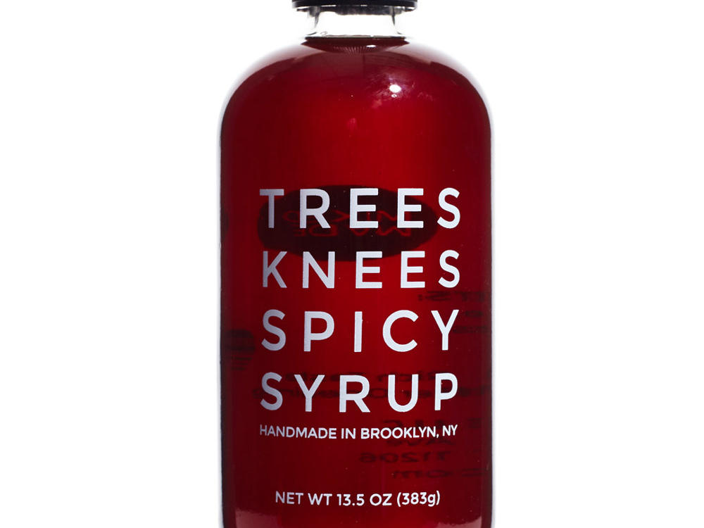 Mixedmade's Tree Knees Spicy Syrup