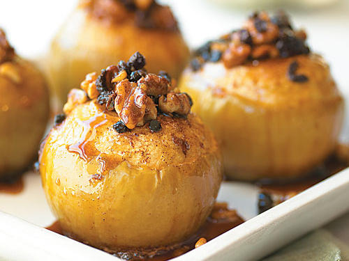 No-Fuss Baked Apples