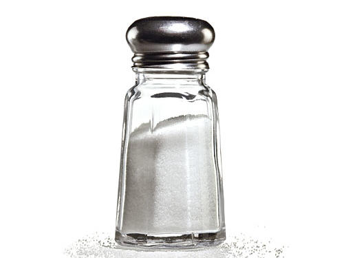 13. Table Salt