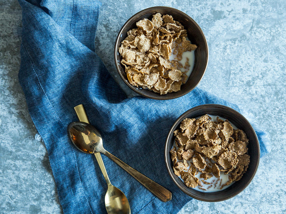 Pick A Healthy Grain for Your Morning Routine