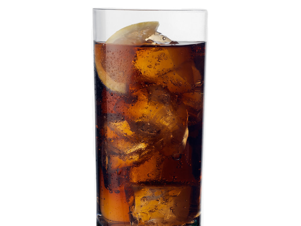 Temptation #12: An Afternoon Soda