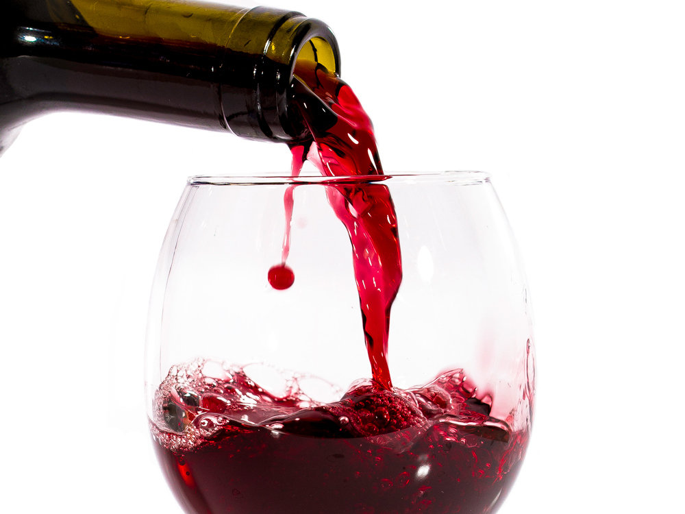 Temptation #7: One More Glass of Wine