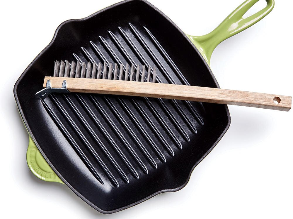 14                                                   of                                                   26                                                13. Easily Clean Your Grill Pan