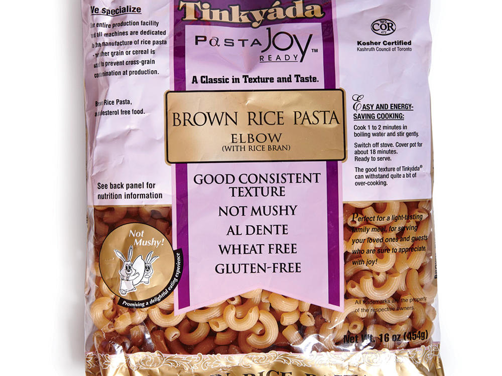 Tinkyáda Brown Rice Elbow