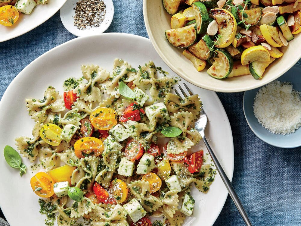 35 Healthy Pasta Salad Recipes Cooking Light