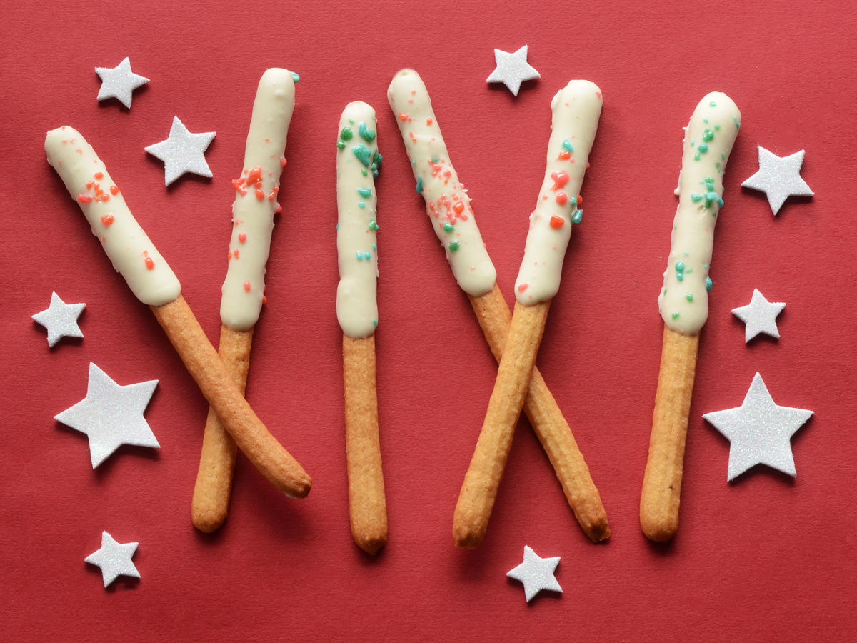 Firecracker Cookie Sticks