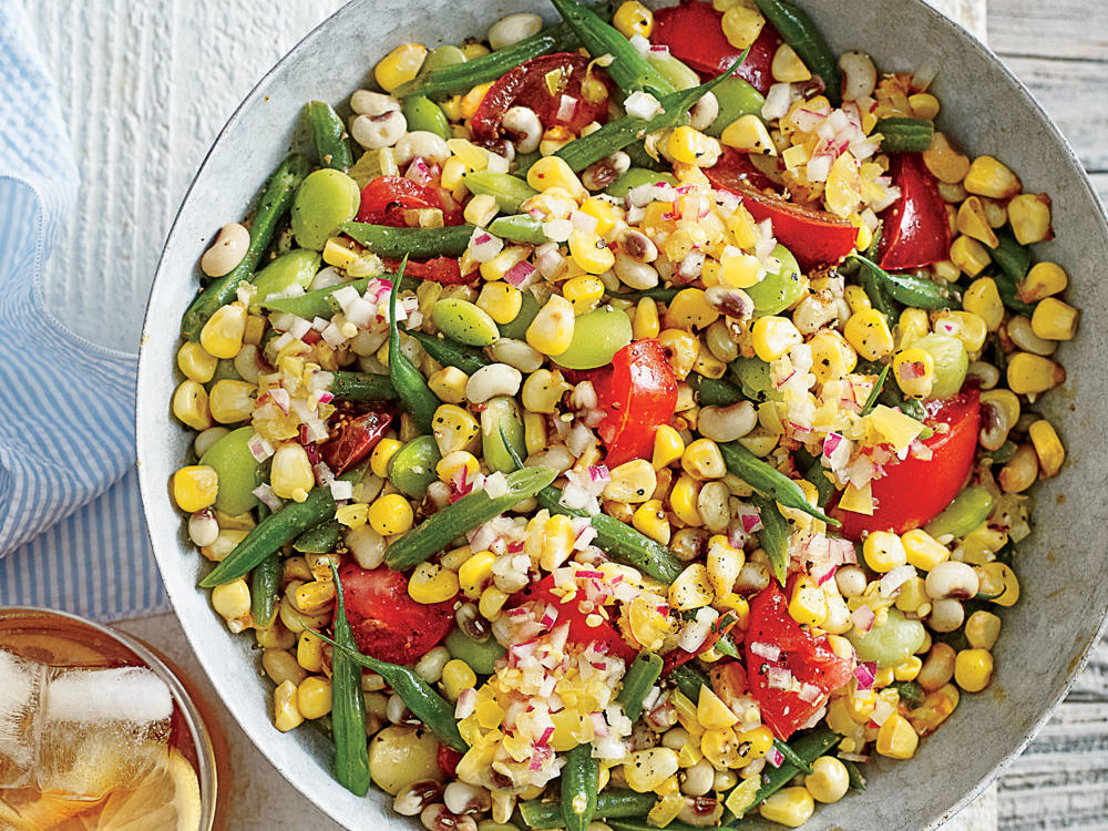 Kansas: Summer Succotash