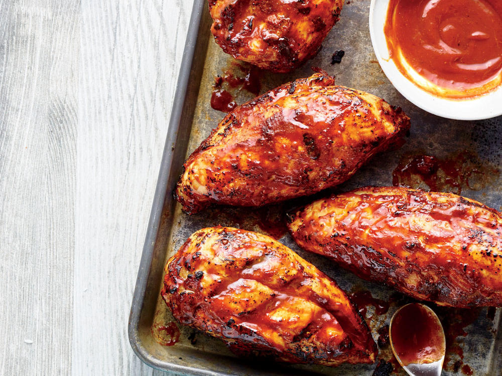 Ultimate BBQ Chicken