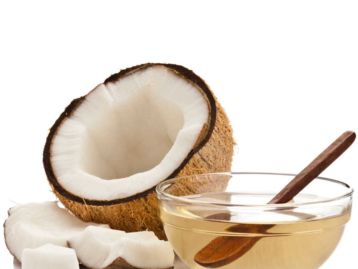 1611 Brain-Boosting Food: Coconut Oil
