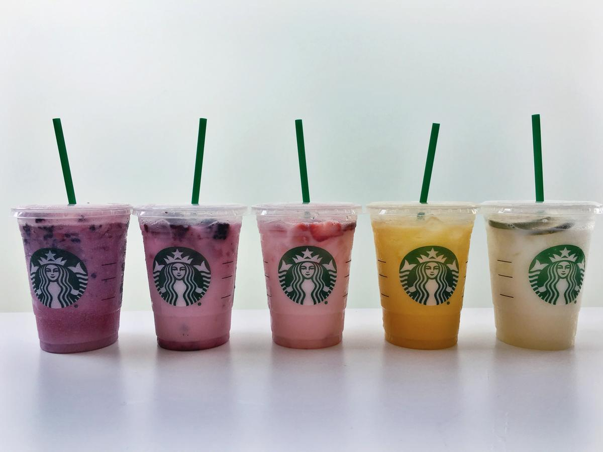 starbucks secret menu drinks