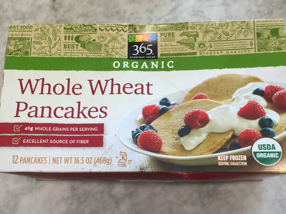 Frozen Food 365 Pancakes