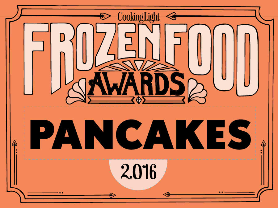 Best Frozen Food: Pancakes