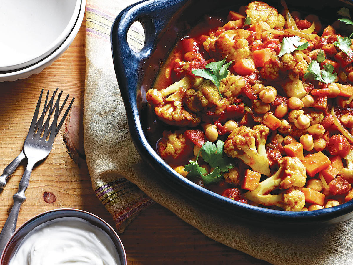 Fall Vegetable Curry Recipe