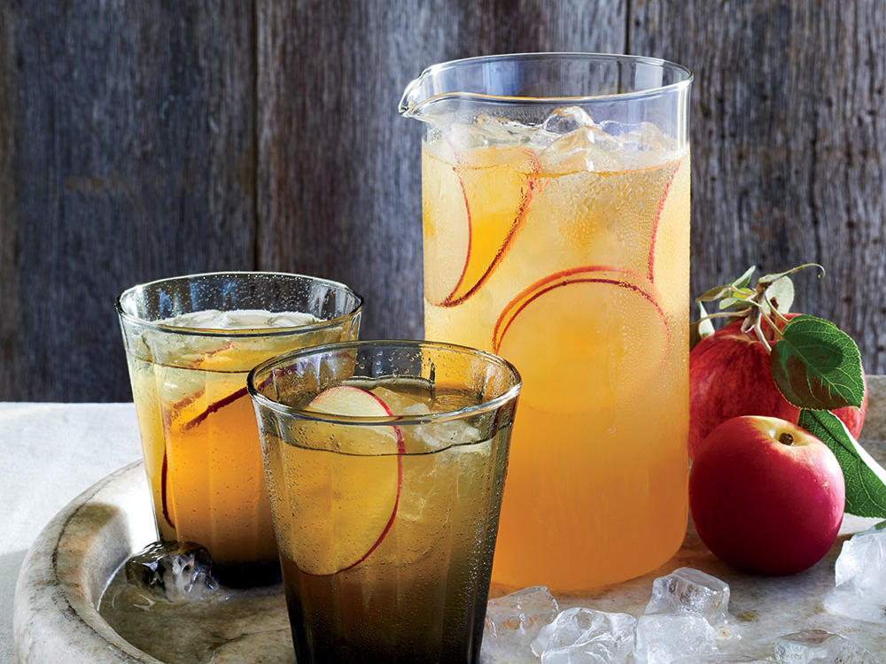 Whether it's an adult version of an ice cream float, a pilsner bloody mary, or a citrus-spiked shandy, these beer cocktails are perfect for changing up your booze game. Easy to mix, and cheaper than solely serving liquor-based drinks to guests, beer cocktails are needed at your next party or tailgate.  The cider-honey base of this fall beverage makes enough for a whole batch. Beer and cider are refreshing and lower in sugar and alcohol than stronger potions, which tend to go down a bit too easily. The cider syrup needs time to cool; let it rest while you get ready for your party.