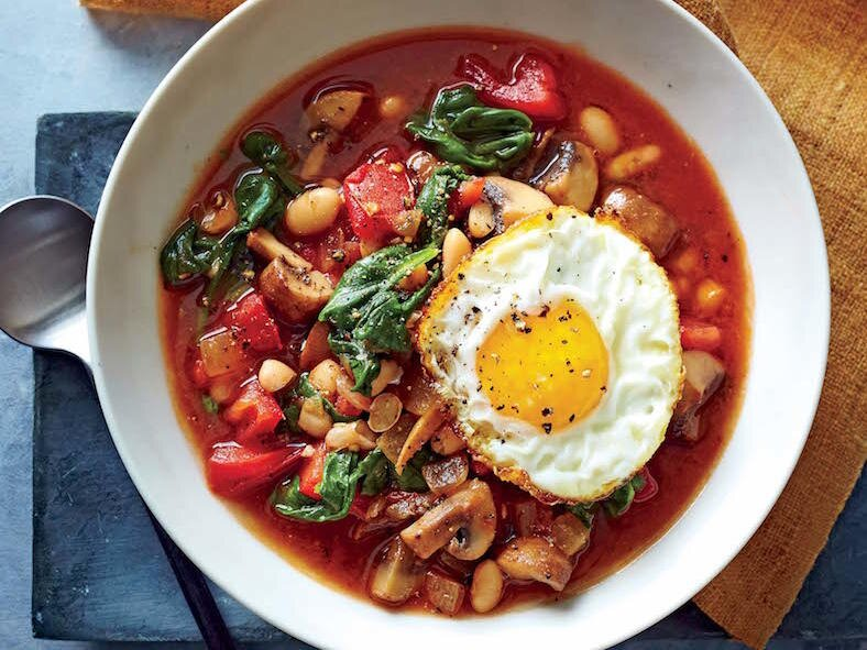 40 Easy Vegetarian Recipes - Cooking Light