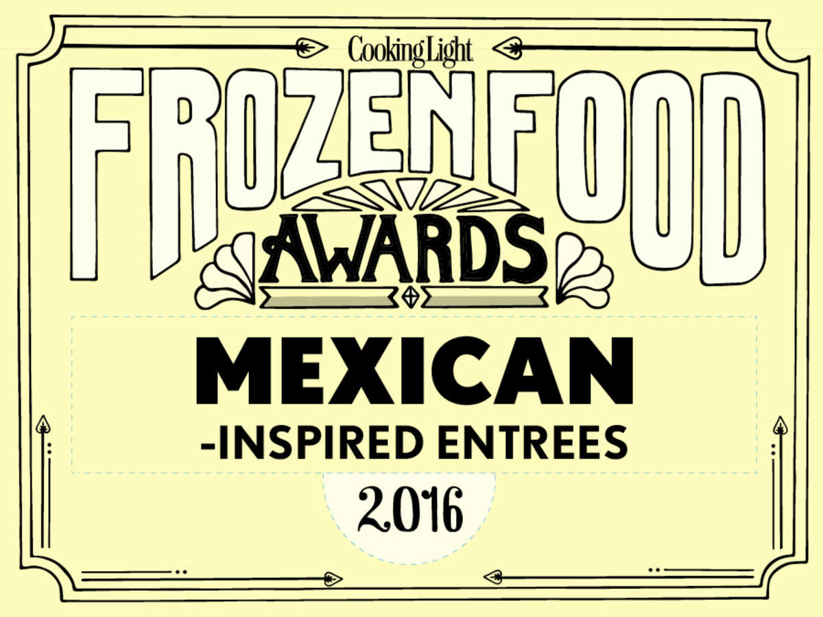 Frozen Food Awards Mexican Inspired