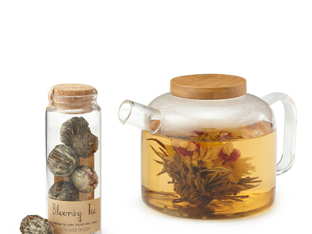 Uncommon Goods Blooming Tea