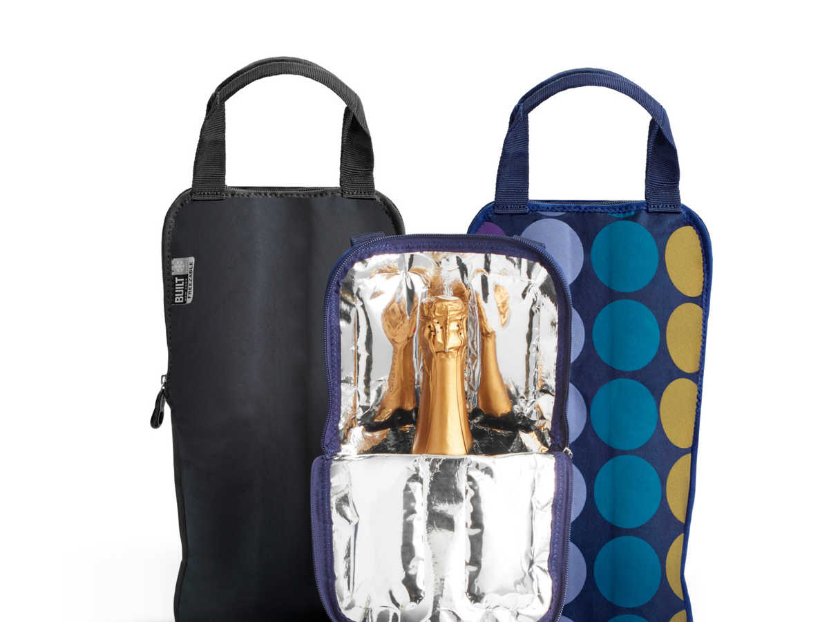 Built NY Icetec Collection Freezable Wine and Champagne Bag