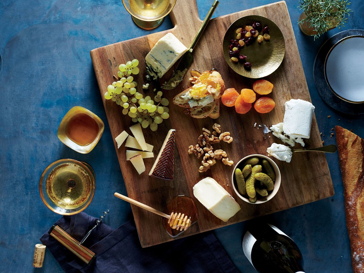 How to Build the Ultimate Cheese Board Cooking Light