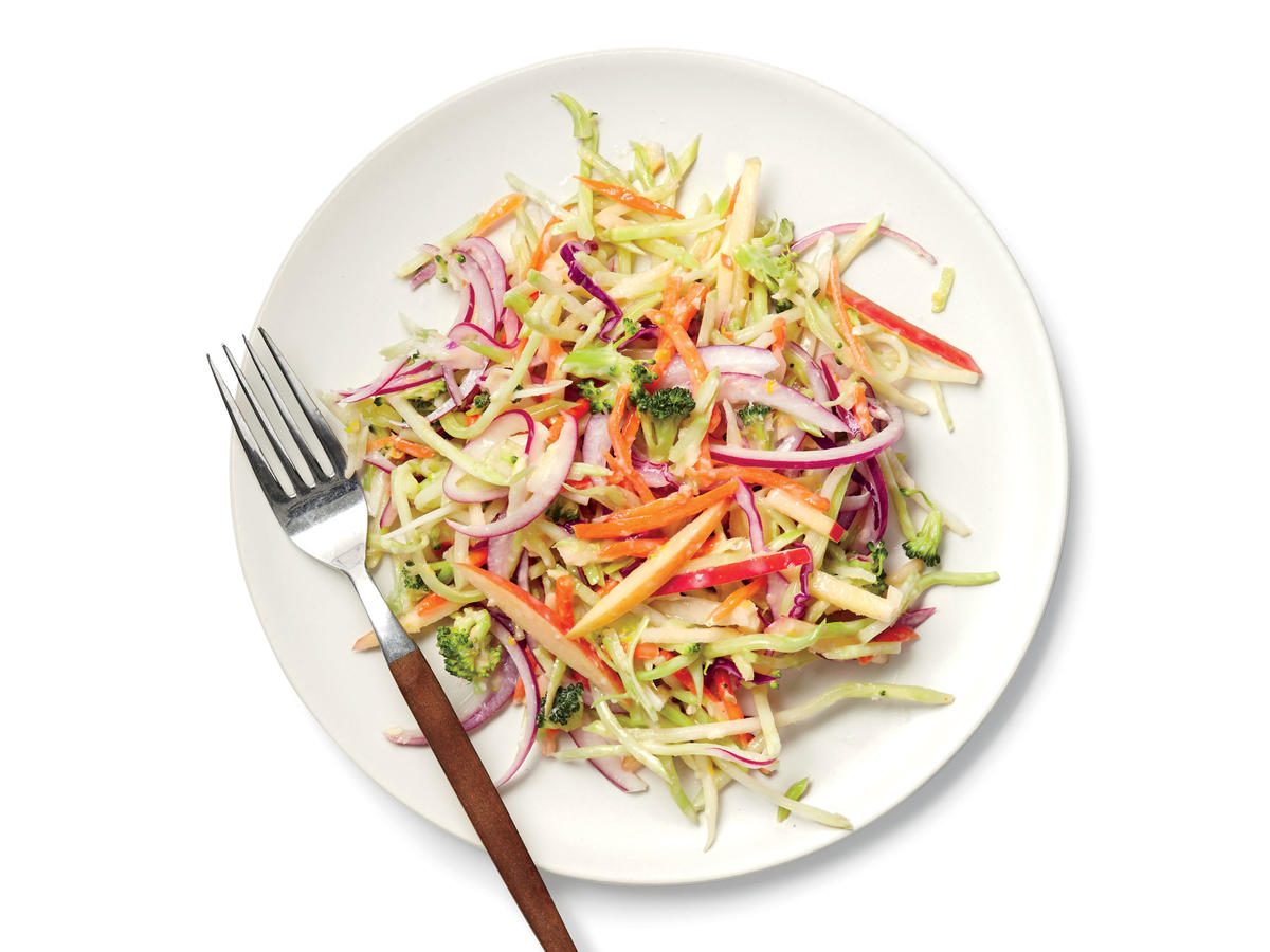Broccoli-Apple Slaw