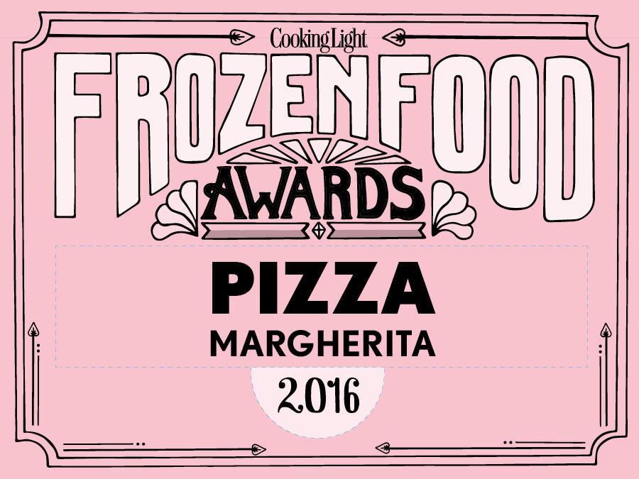 Margherita Pizza Frozen Food Awards