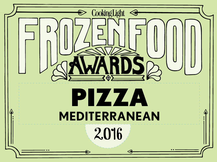 Mediterranean Pizza Frozen Food Awards
