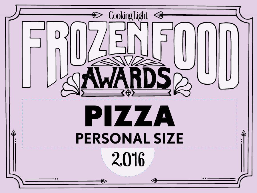 Personal Pizza Frozen Food Awards