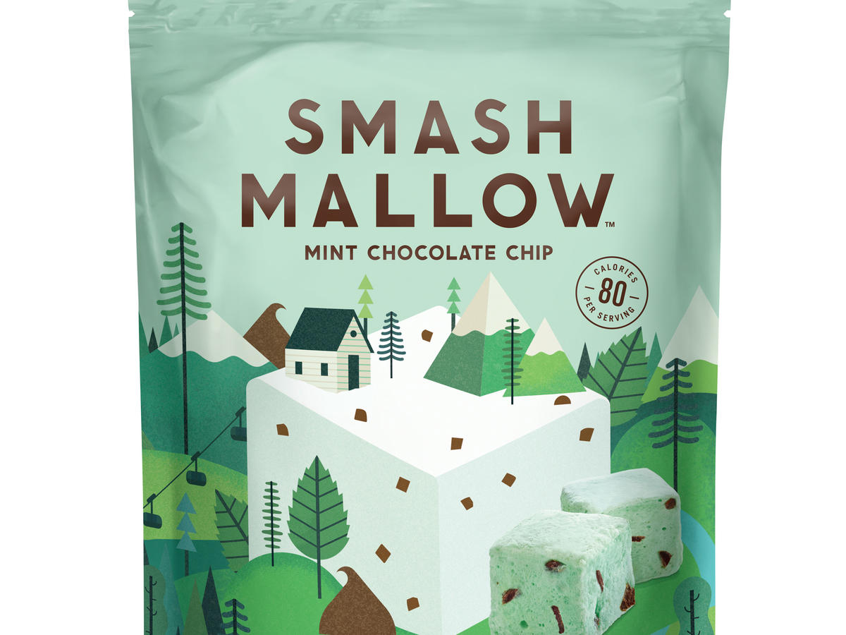 1611w SmashMallow Marshmallows