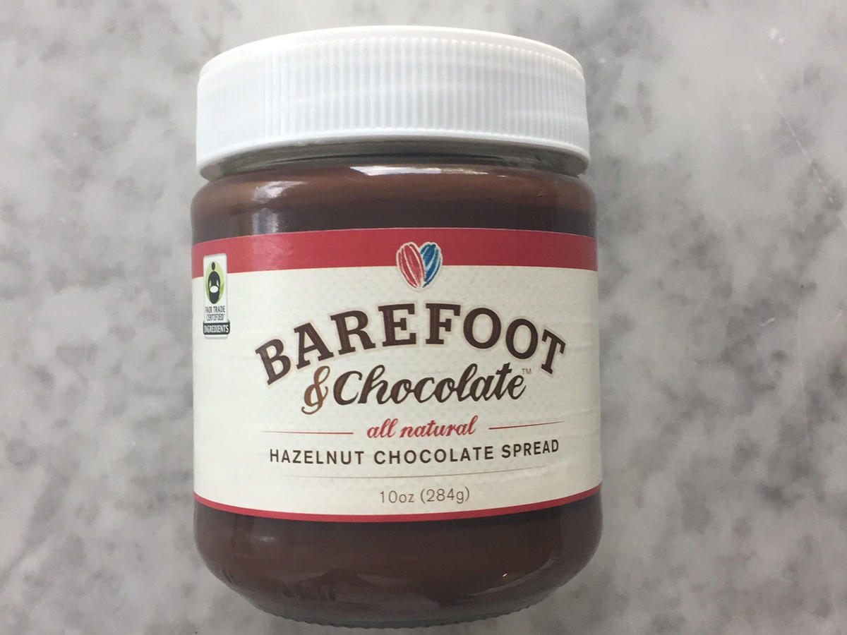 Barefoot and Chocolate Spread image