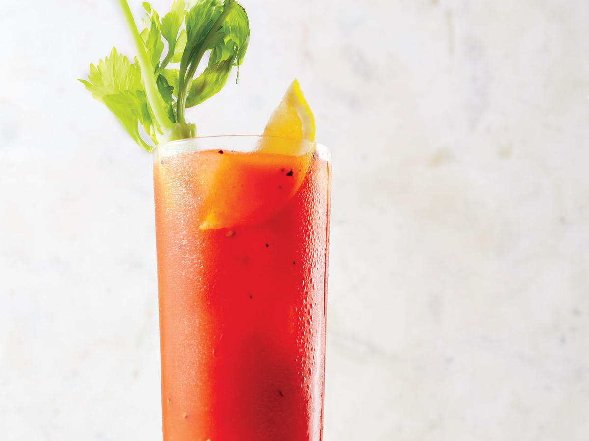 Brunch Bonus: Bloody Good Bloody Mary