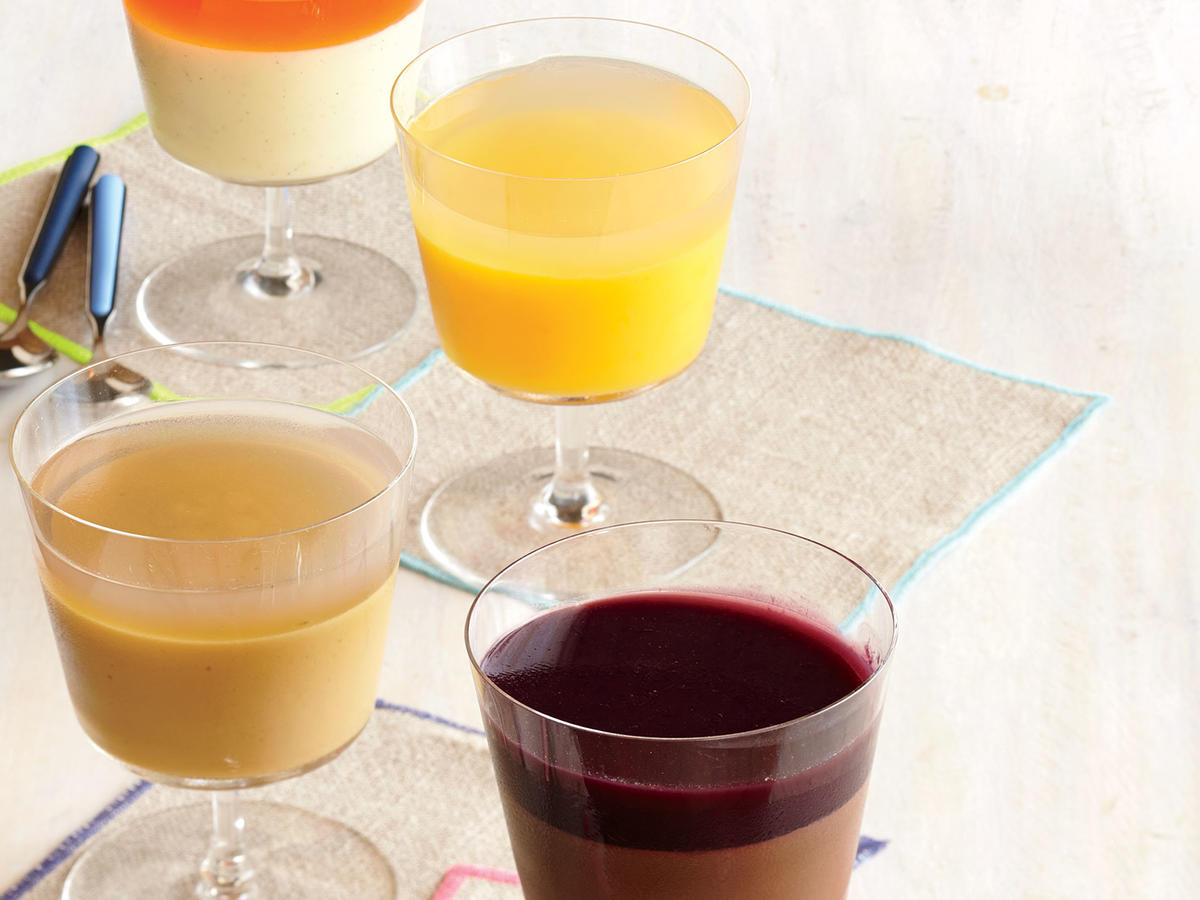 Grown-Up Jellied Desserts