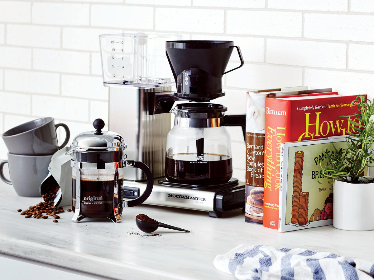 Breakfast Gear: Coffee Makers