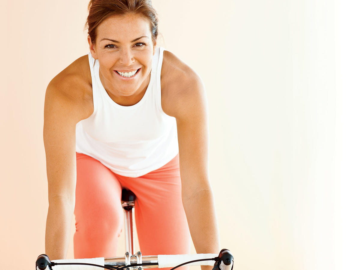 1503 Calorie Workout: Cycling Class