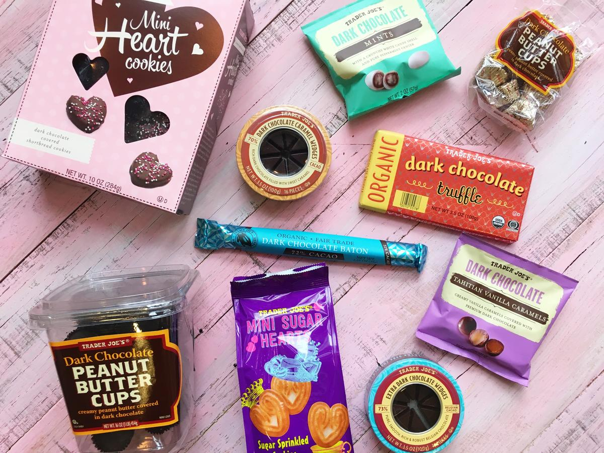 Valentine's Day Grocery Store Gifts