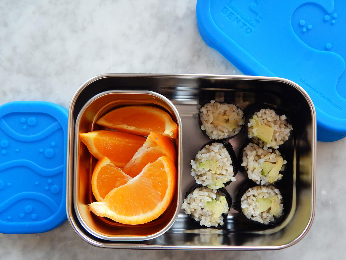 Blue Water Bento Splash Box and Splash Pod