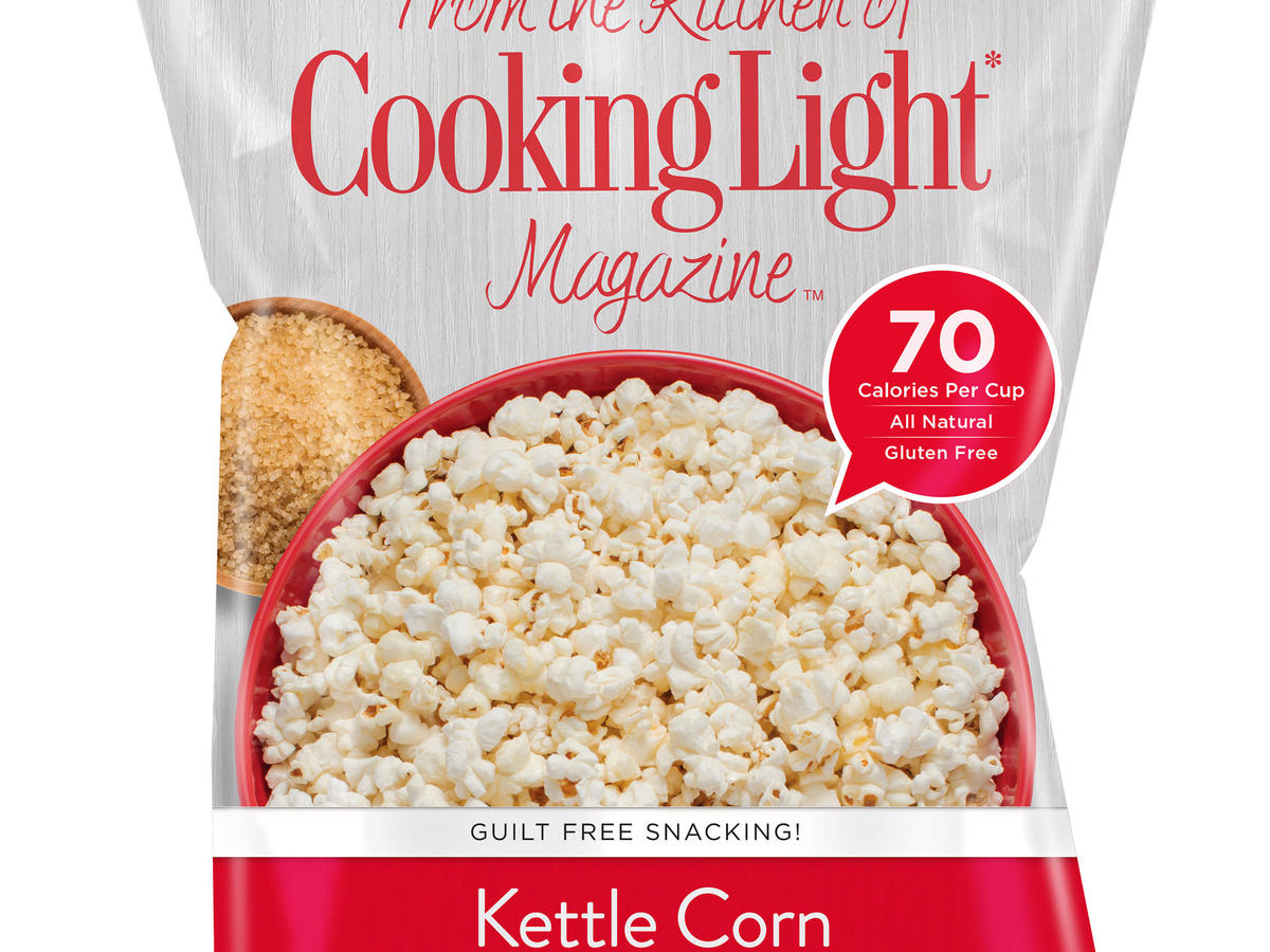Cooking Light Kettle Corn