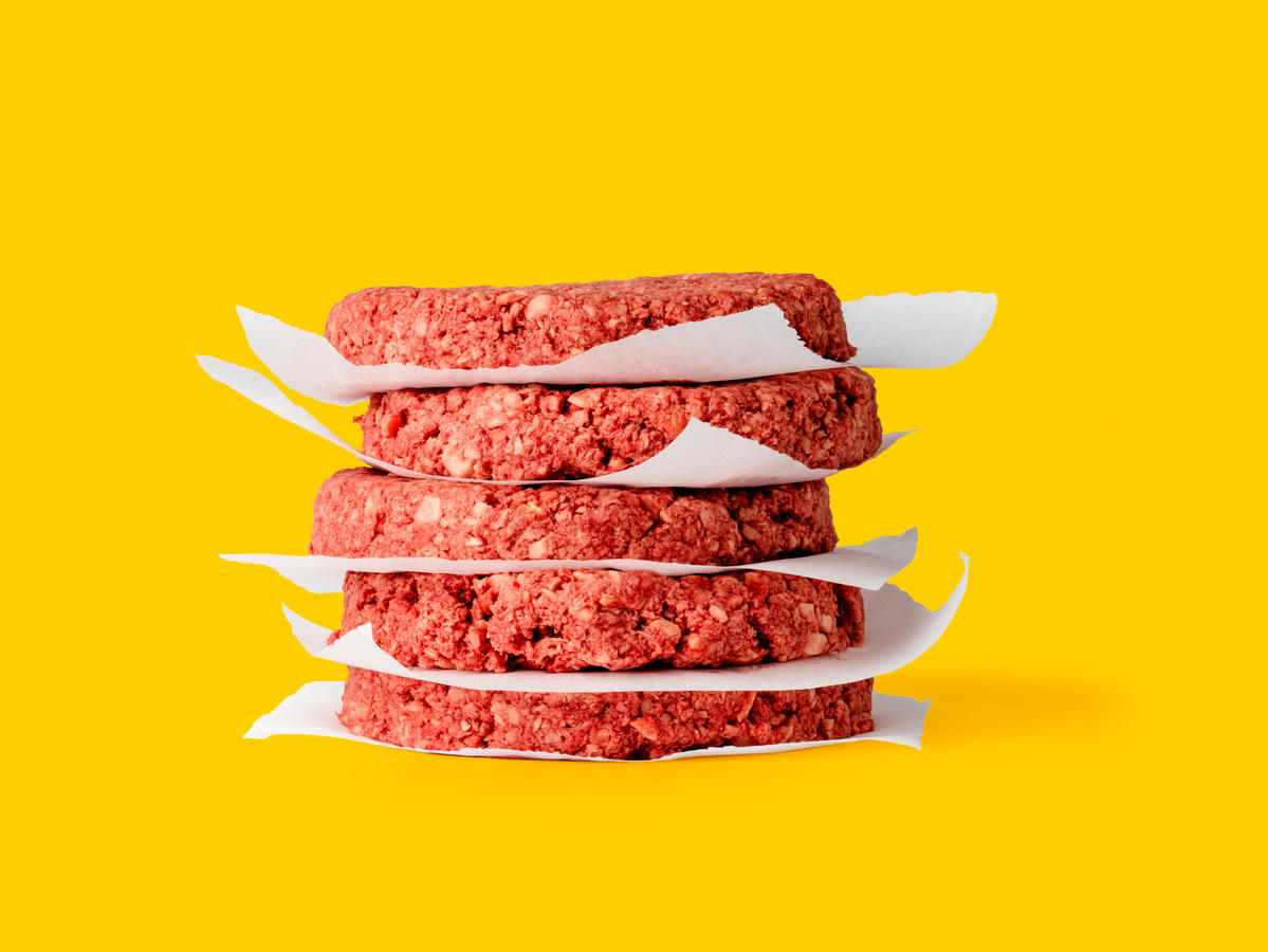 Impossible Foods Burger Patties Cooking Light 30 Faces of the New Healthy