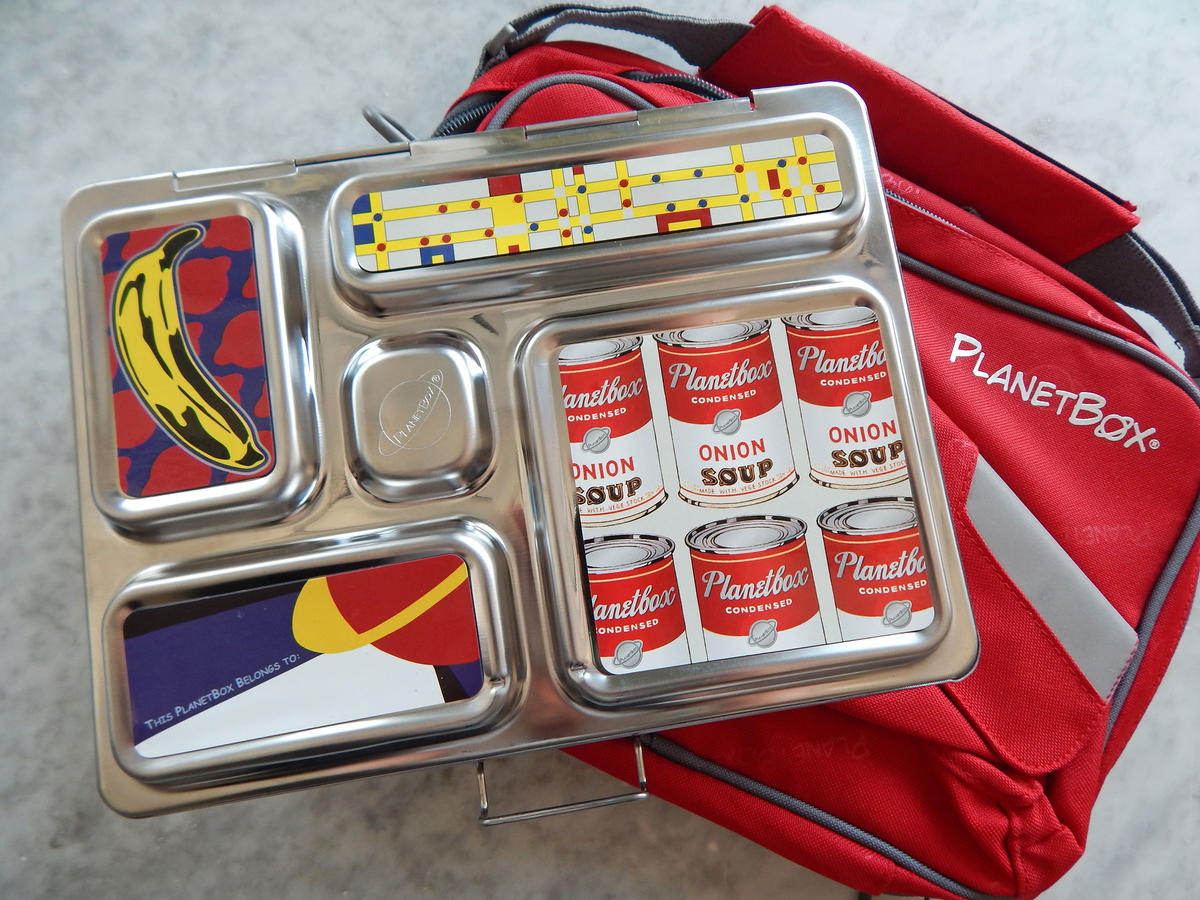 Planetbox Rover Lunchbox