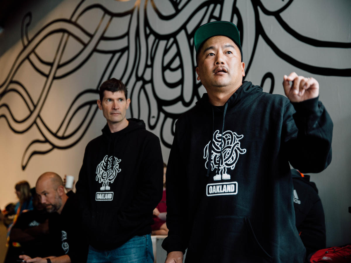 Roy Choi Daniel Patterson Cooking Light 30 Faces of Healthy