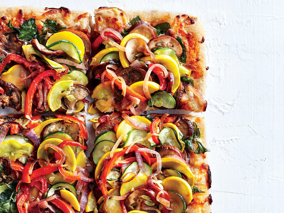 Clone of 1705 Supremely Veggie Pizza