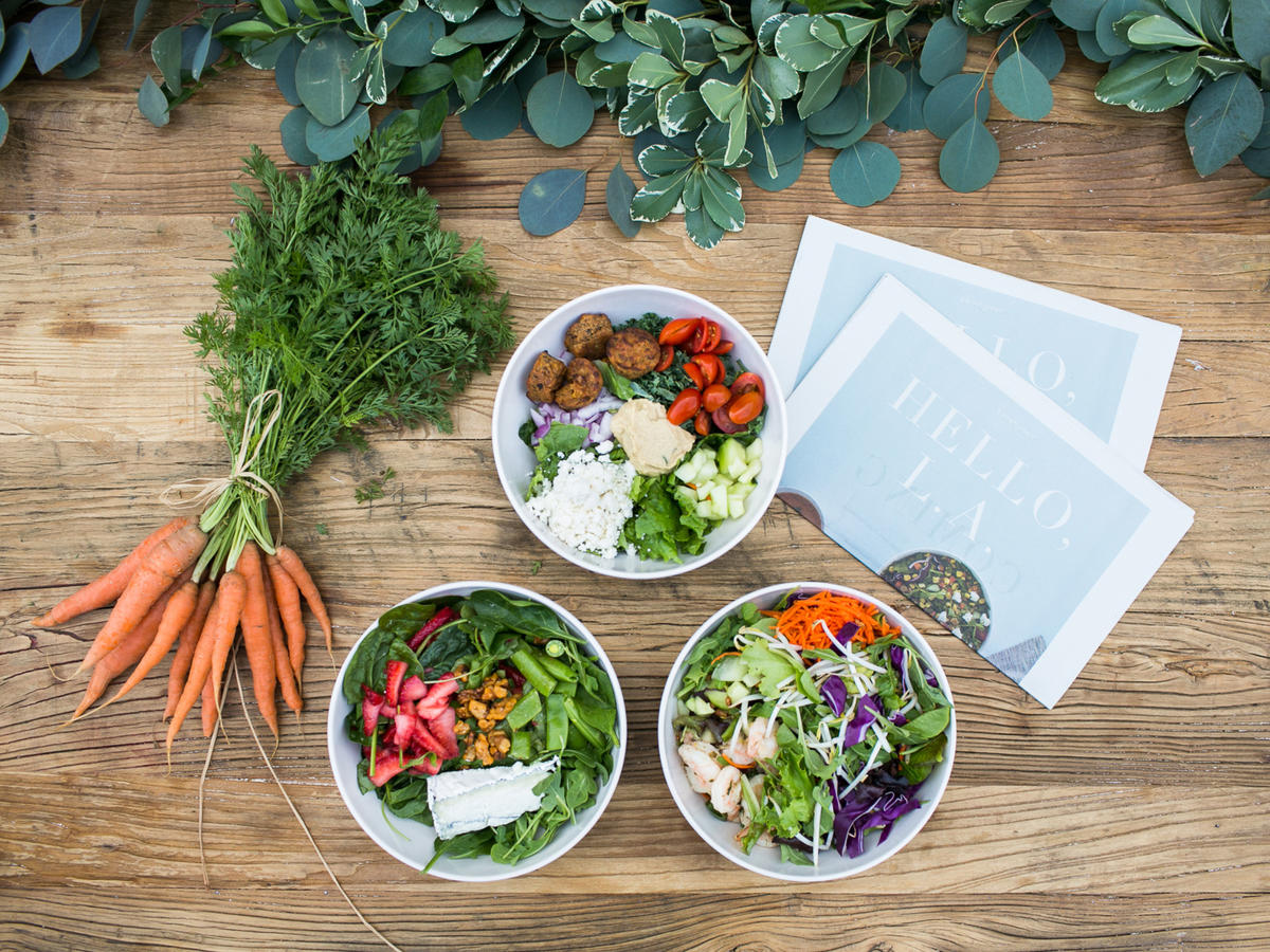 Sweetgreen Salads Cooking Light 30 Faces of the New Healthy