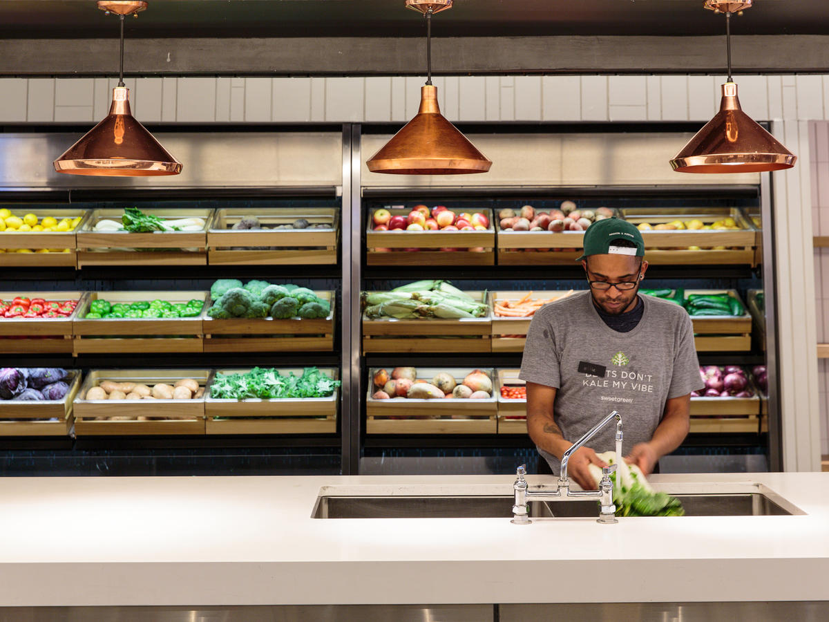Sweetgreen Produce Cooking Light 30 Faces of the New Healthy