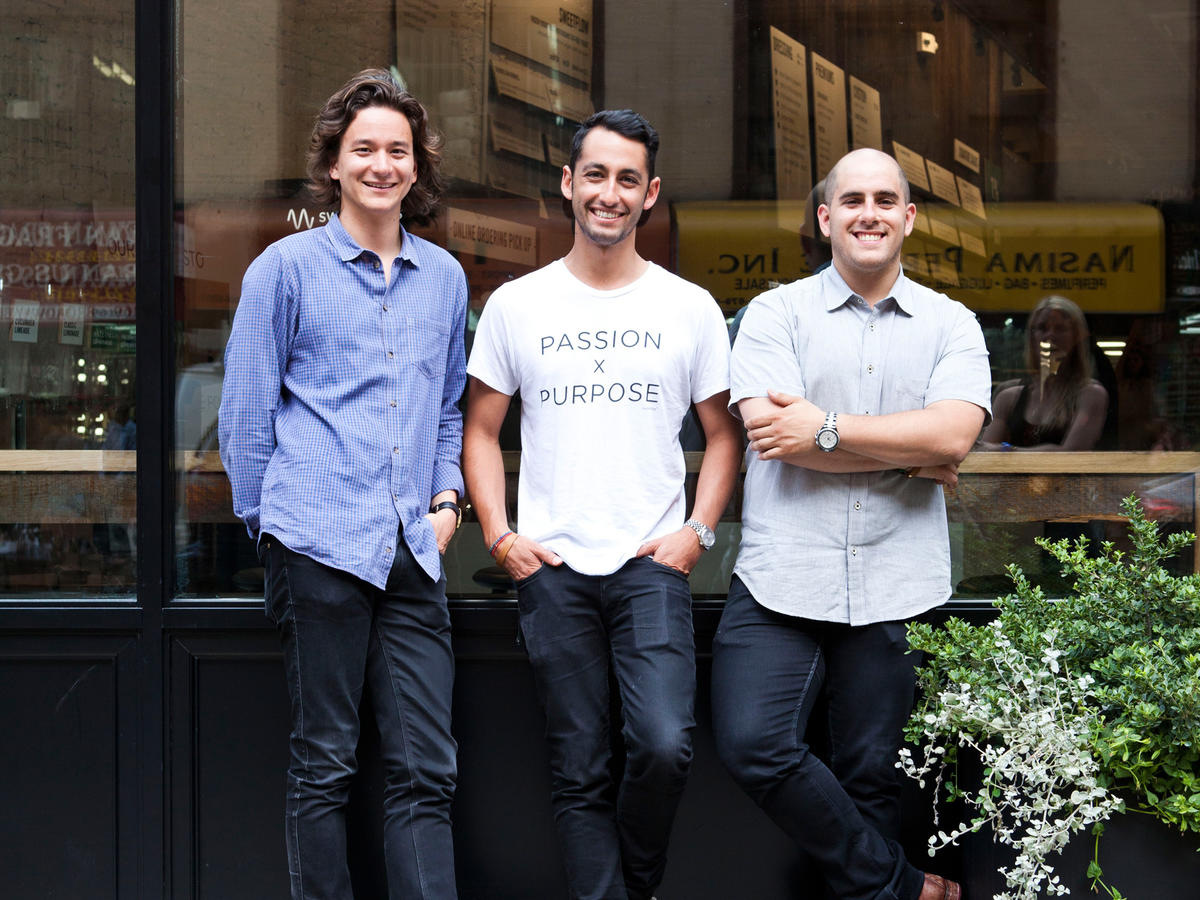 Sweetgreen Founders Cooking Light 30 Faces of the New Healthy