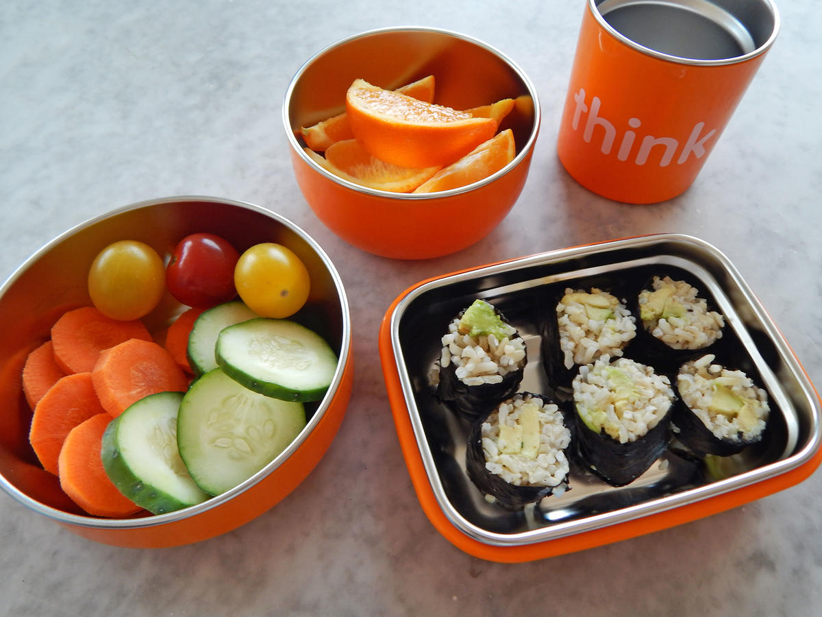 Thinkbaby Feeding Set