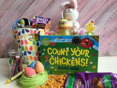 45 Ideas For A Healthier Easter Basket Cooking Light