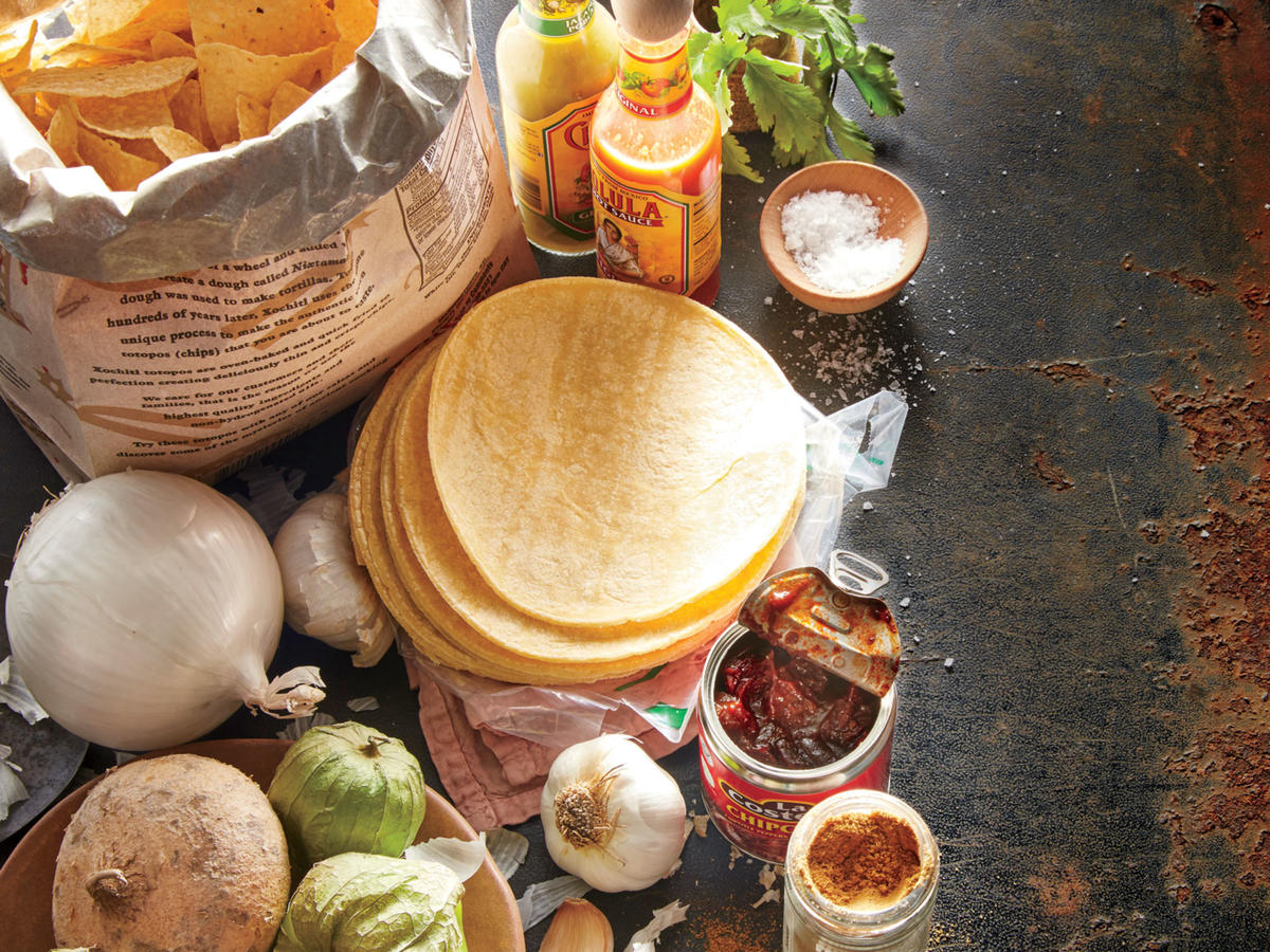 Mexican Pantry Essentials